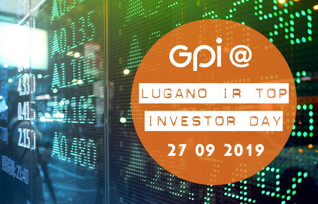 Lugano IR TOP Investor Day